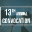 13th Annual Convocation KIIT