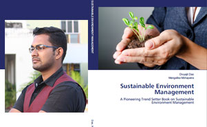 KIIT student co-authors book – Sustainable Environment Management