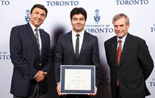KIIT Alumnus excels at University of Toronto