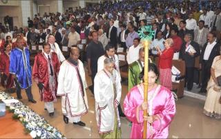 6th Annual Convocation