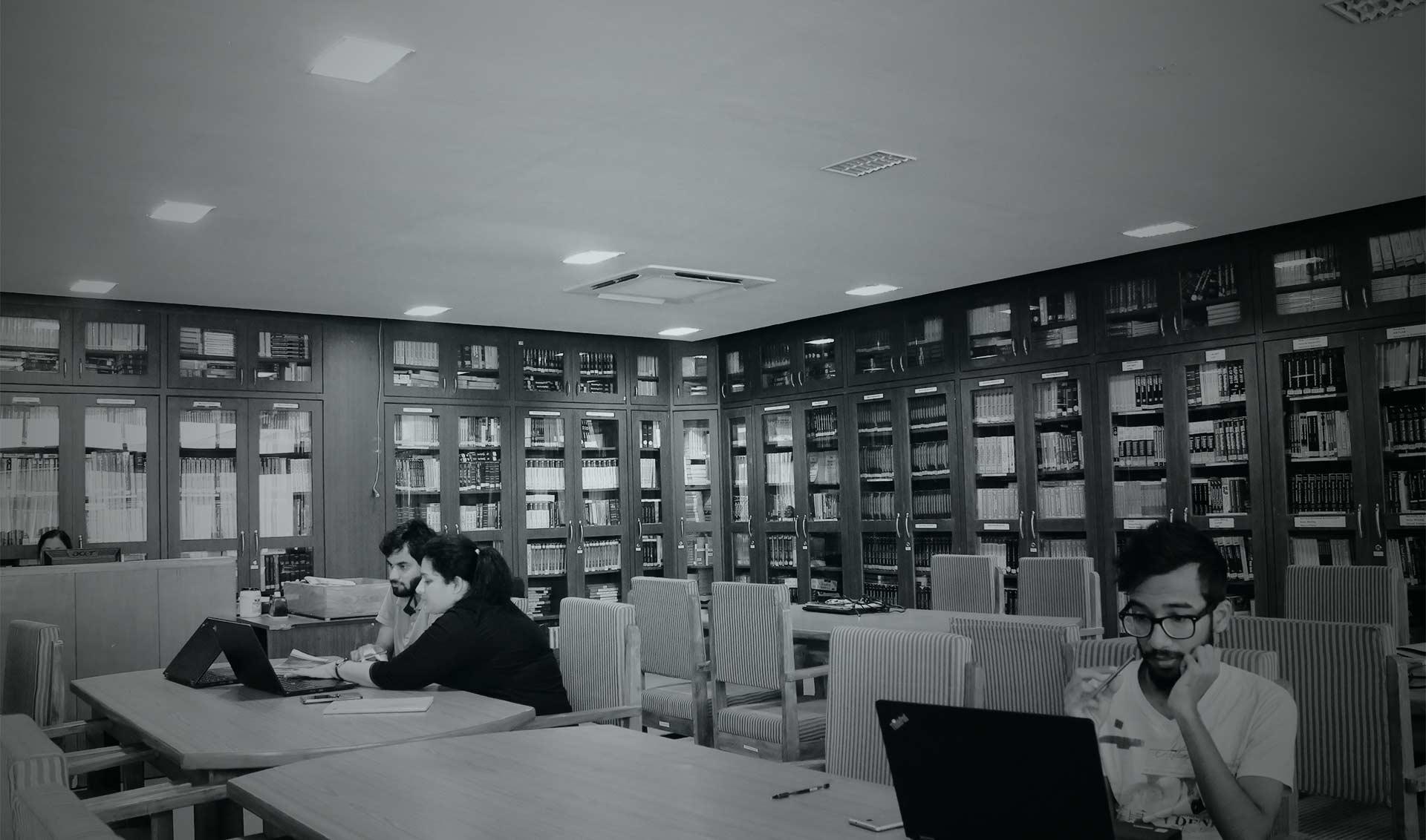 KIIT Library Photo