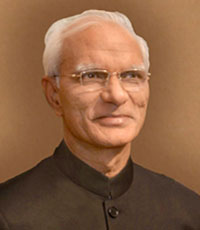 Prof. Ved Prakash KIIT Chancellor