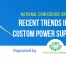 National Conference On Recent Trends in Custom Power Supply