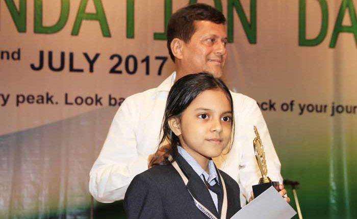KiiT International Schools Celebrates Foundation Day