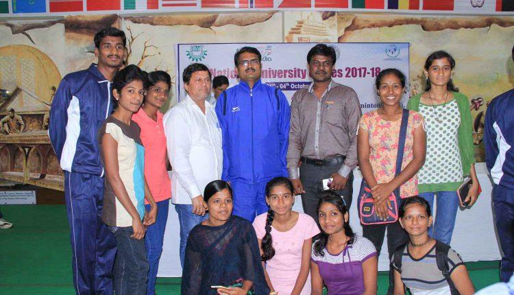 East-Zone Inter-University Games KIIT