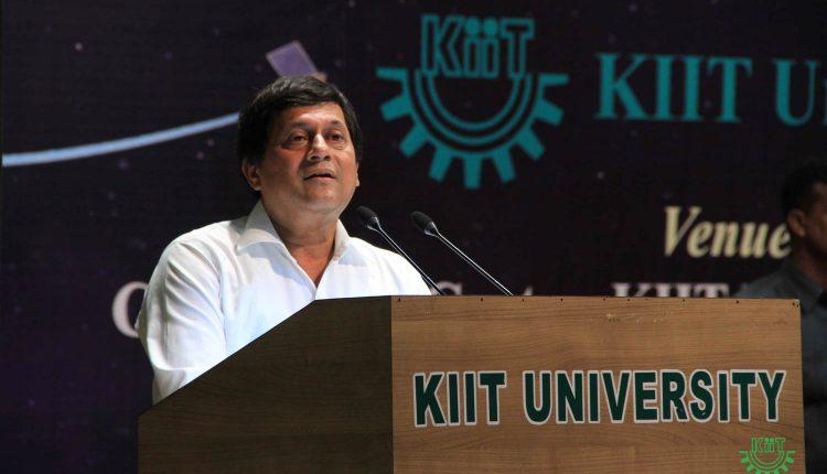 ISRO World Space Week Celebration at KIIT