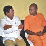 Gaur Gopal Das at KIIT Kritarth