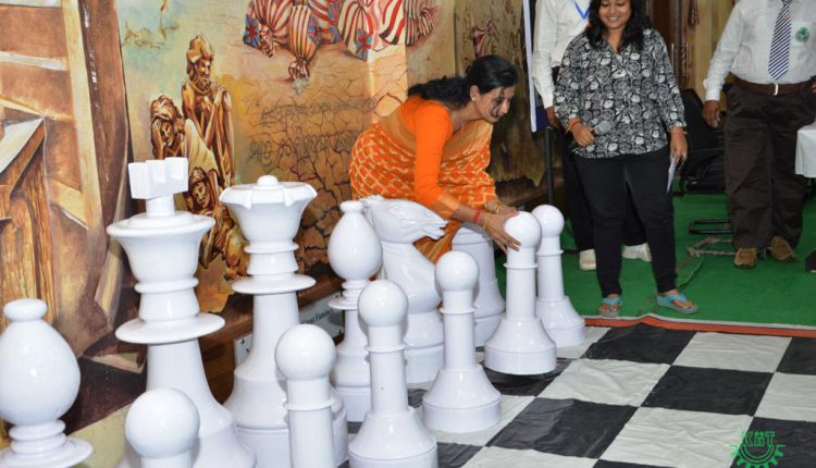 East Zone Chess Inter University Tournament at KIIT