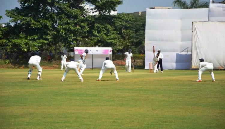 Odisha face Mumbai in the Ranji Trophy at KIIT Cricket Stadium