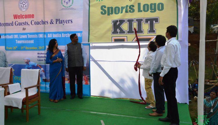 NATIONAL UNIVERSITY GAMES 2017-18 at KIIT
