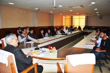 Seminar Lecture on Judicial Activism
