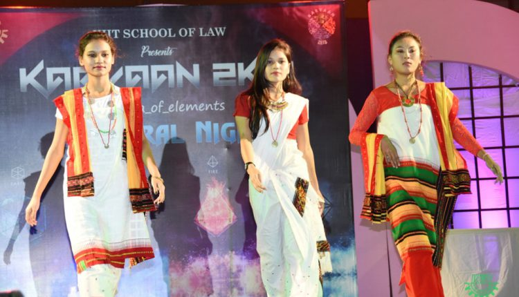 KIIT Law School's Annual Fest KAARVAN 2018