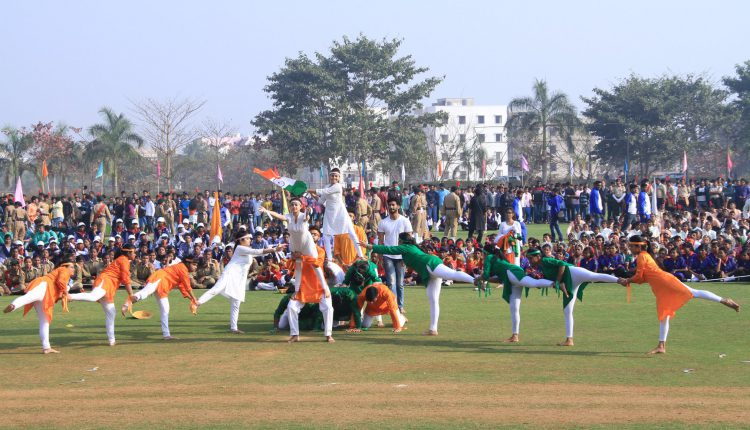 KIIT and KISS Celebrates 69th Republic Day