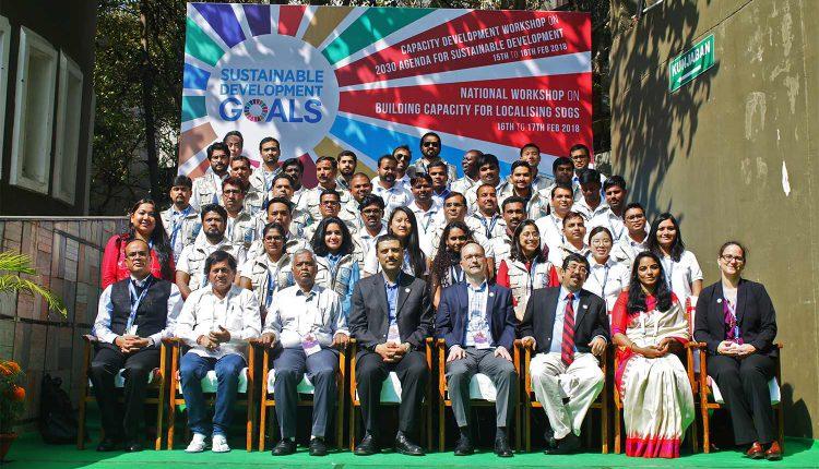 Capacity Development Workshop on SDGs at KIIT & KISS