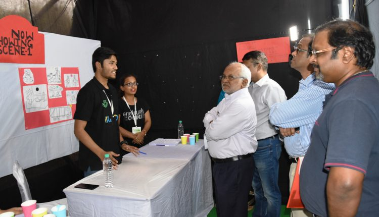 Kuriocity'-Odisha's First Business Research Fair