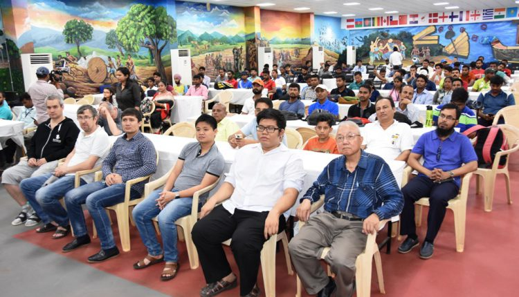 KIIT International Chess Festival 2018