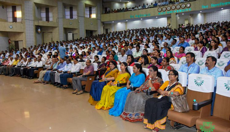 KIIT Congratulates Children of Staff Members