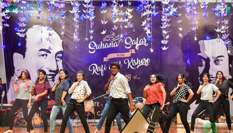 5th Suhana Safar with Rafi and Kishore at KIIT