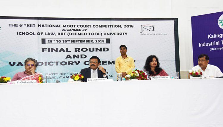 KIIT Moot Court