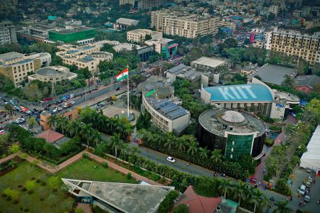 Engineering-means-KIIT-University-Arial-View