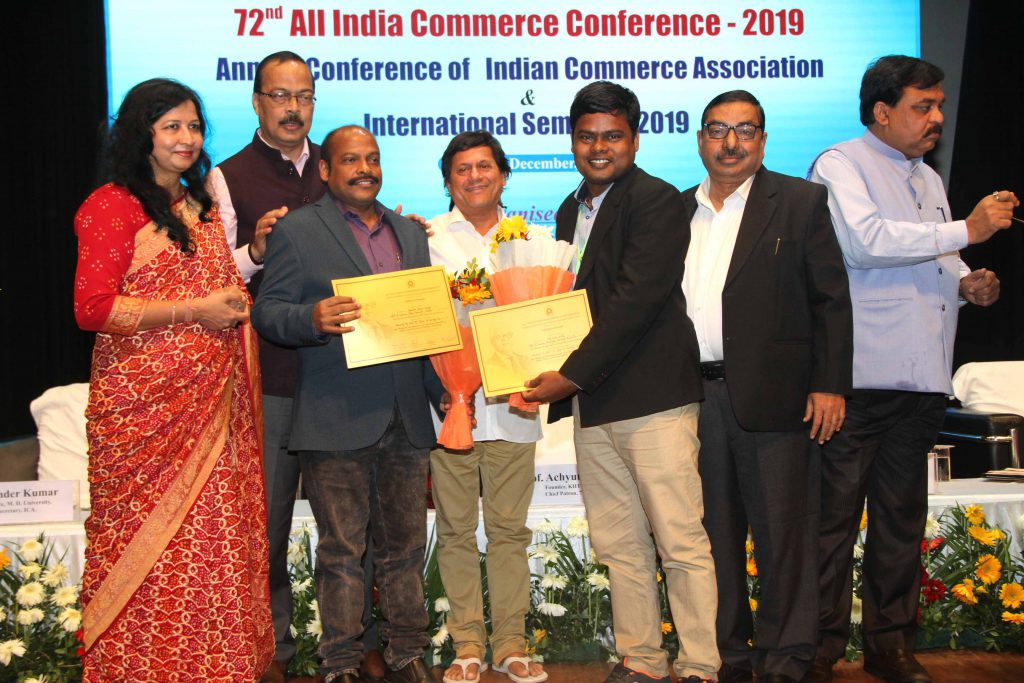 72nd All India Commerce Conference at KIIT