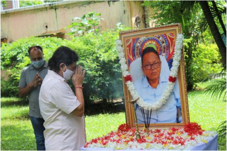 Tribute to Late KK Rout
