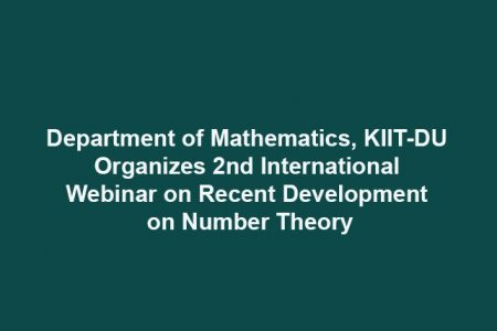 KIIT Applied Sciences Number Theory6
